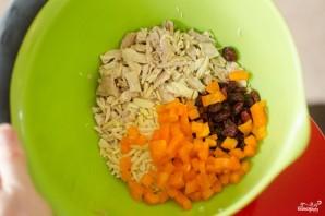 Салат с курицей и перцем - фото шаг 2