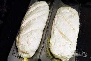 Французский багет в духовке - фото шаг 7