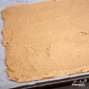Гречневый торт с творогом - фото шаг 5