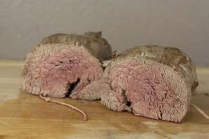 Мясо в соли в духовке - фото шаг 8