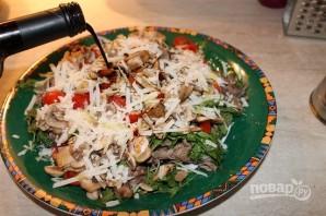 Салат мясной из говядины - фото шаг 9
