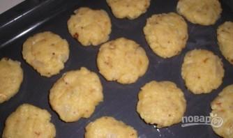 Печенье с сыром и луком - фото шаг 3