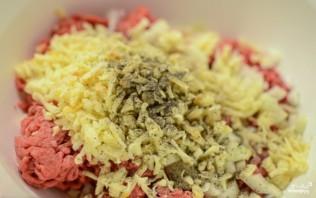 Говяжьи фрикадельки в томатном соусе - фото шаг 2
