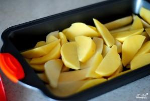 Пряный картофель с беконом - фото шаг 1
