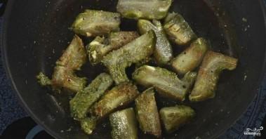 Салат с артишоками - фото шаг 3