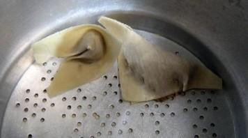 Вегетарианские Пельмени - фото шаг 5