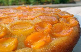 Абрикосовый пирог-перевертыш - фото шаг 6