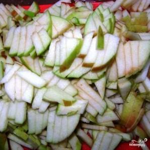 Салат с копченой колбасой - фото шаг 8