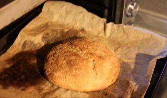 Суп в хлебе по-чешски - фото шаг 5
