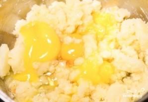 Картофельные котлеты с геркулесом - фото шаг 5
