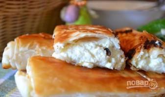 Хрустящие пирожки из теста фило - фото шаг 3