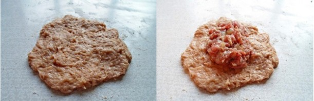 Колдуны с мясом - фото шаг 7