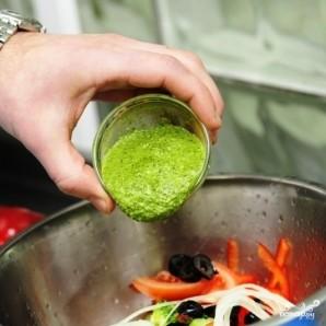 Легкий салат - фото шаг 5