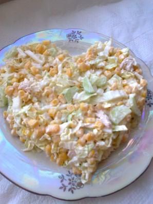 Салат для любимых - фото шаг 5