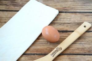 Съедобная корзинка для пасхальных яиц - фото шаг 1