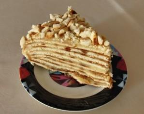Торт-минутка в духовке - фото шаг 8