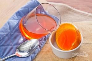 Апельсиновый десерт с желатином - фото шаг 3