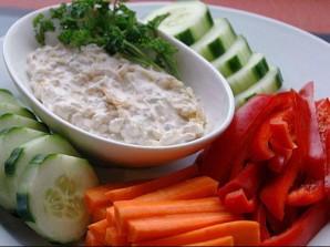 Соус из голубого сыра и шалота - фото шаг 4