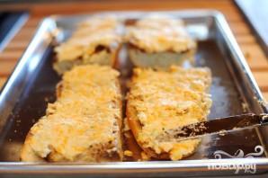 Чесночно-сырный хлеб - фото шаг 4