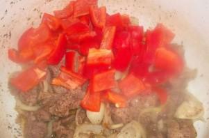 Жаркое из грибов с картошкой - фото шаг 2