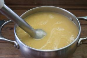 Рыбный суп-пюре со сливками - фото шаг 8