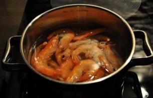 Креветки в соевом соусе - фото шаг 2