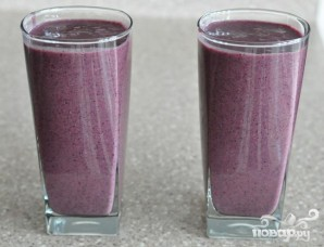 Витаминный напиток на завтрак - фото шаг 6