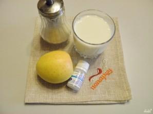 Йогурт с фруктами в йогуртнице - фото шаг 1