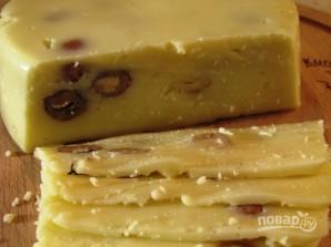 Рецепт домашнего сыра из молока и творога - фото шаг 8