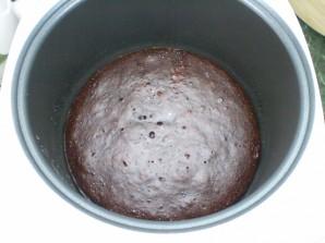 Воздушный шоколадный бисквит - фото шаг 7