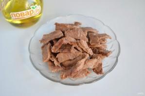 Салат на праздничный стол - фото шаг 4