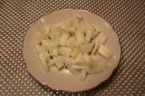 Картофель, тушеный с грибами - фото шаг 4