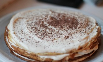 Блинный пирог - фото шаг 7