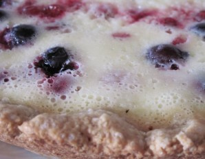 Торт со смородиной и сметаной - фото шаг 8