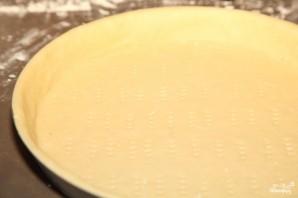 Вишневый пирог из дрожжевого теста - фото шаг 4