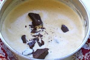 Домашний шоколадный крем - фото шаг 3