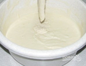 Оладушки из простокваши - фото шаг 2