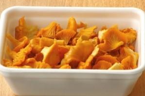 Жаркое с грибами - фото шаг 2