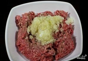 Зразы мясные с грибами - фото шаг 5