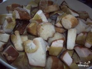 Суп-пюре из белых грибов - фото шаг 1