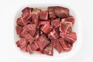 Мясо по-шведски - фото шаг 1