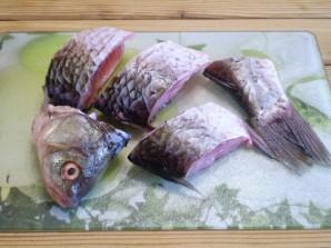 Жареная рыба с подливой - фото шаг 2