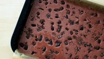 Диетический шоколадный чизкейк - фото шаг 5