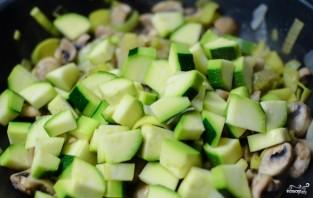 Блинчики с овощной начинкой - фото шаг 2