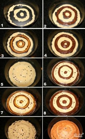 """Торт """"Леопардовый"""" - фото шаг 6"""