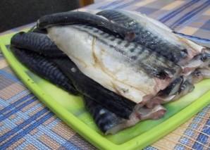 Рыба, запеченная на костре - фото шаг 2
