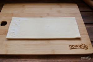 Запеченные булочки с ветчиной и сыром - фото шаг 1