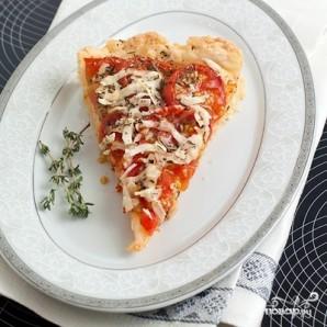Тарт с помидорами черри - фото шаг 9