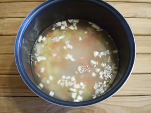 Легкий суп без мяса - фото шаг 5