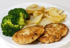 Куриные котлеты с картофелем - фото шаг 11